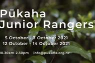 Pūkaha Junior Rangers October School Holiday Programme