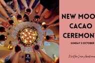 Image for event: New Moon Sacred Cacao Ceremony