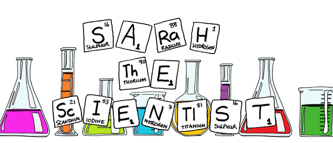 Sarah the Scientist – learn how to make science experiments