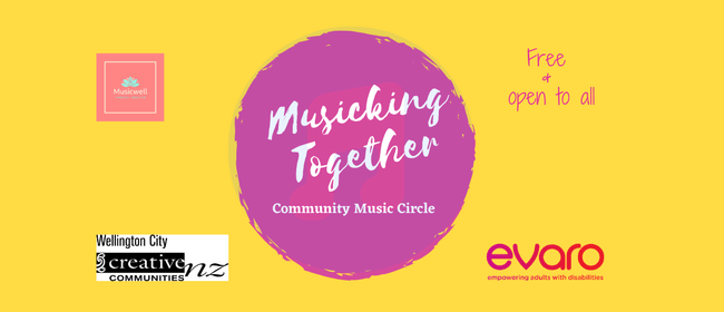 Musicking Together for Music Therapy Week
