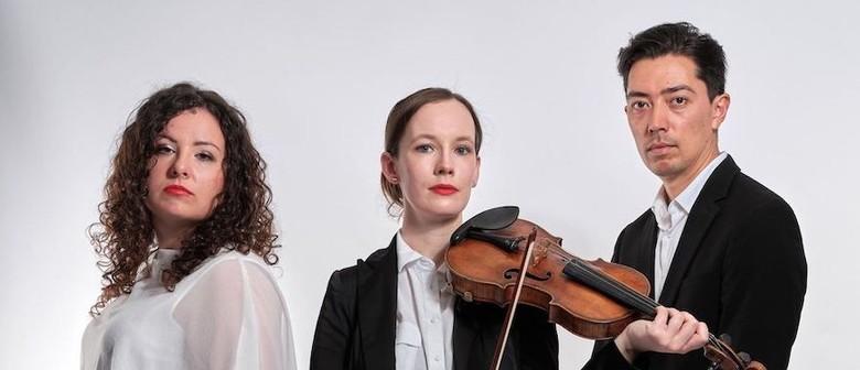 Ghost Trio, Piano, Cello, Violin