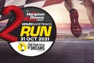 2 Hour Race Track Run