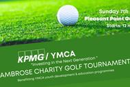 KPMG/YMCA Ambrose Charity Golf Tournament