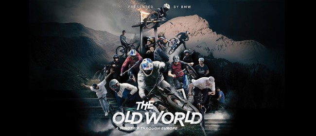 The Big Bike Film Night 'Feature' The Old World - Arrowtown