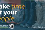 Make Time For Your People - Hauraki Plains