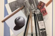 Teens Sketch and Painting - 9 Weeks, Tues, Term 4