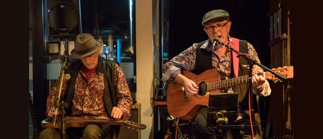 Barrel Room Blues with Mike Garner and Robbie Lavën
