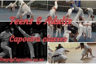 Image for event: Remuera Teen/Adult Capoeira Classes Term 3