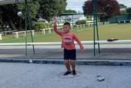 Image for event: Gisborne Pétanque Junior Boys Singles - 6 7 years old: POSTPONED