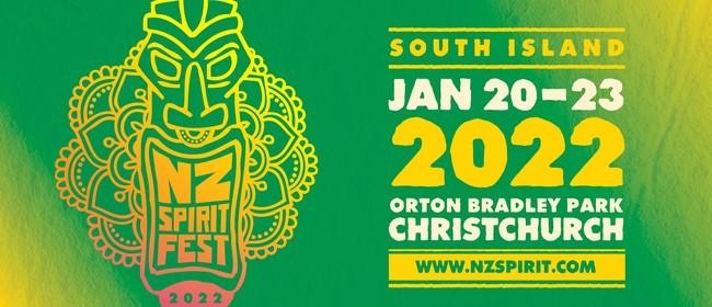 NZ Spirit Festival South Island 2022