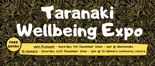 Taranaki Wellbeing Expo