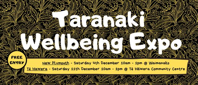 Taranaki Wellbeing Expo - Tē Hāwera