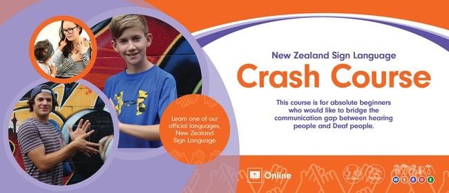 Sign Language Online Crash Course