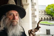 Image for event: The Wonderful Wizard of Christchurch