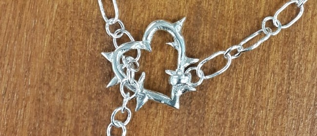 Jewellery-making for Level 2+: Tuesday Evenings, 6 weeks