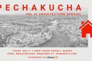 PechaKucha Vol47 - Festival of Architecture: CANCELLED