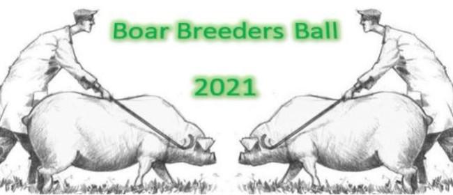 Boar Breeders Association Ball 2021: CANCELLED