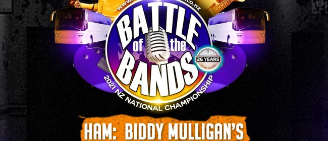 Battle of the Bands 2021 National Championship - HAM Heat 2: CANCELLED