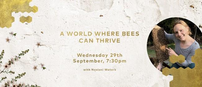 Bee Welfare Q&A with Beekeeper Noelani Waters