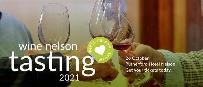 The Official Wine Nelson Tasting 2021: POSTPONED