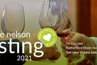 Image for event: The Official Wine Nelson Tasting 2021: POSTPONED