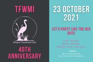Image for event: TFMWI OCC 40th Anniversary