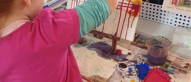 Sat Morning Art Class for Children