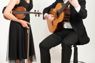 Image for event: Duo Tapas - Violin and Guitar