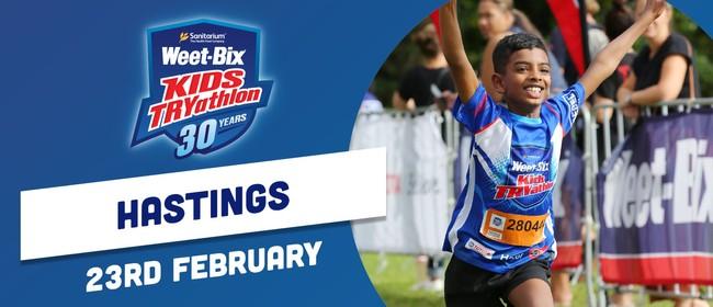 Hastings Weet-Bix™ Kids TRYathlon 2022