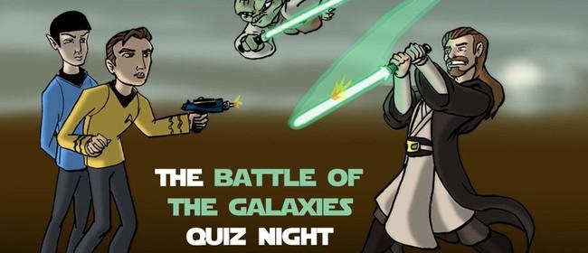 Battle of the Galaxies Quiz Night
