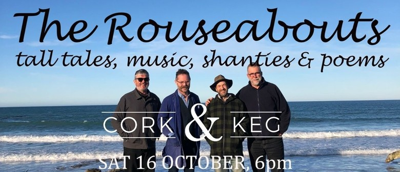 The Rouseabouts - two course meal & show