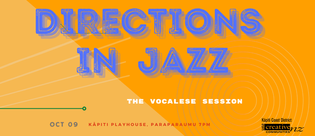 Directions in Jazz - The Vocalese Session