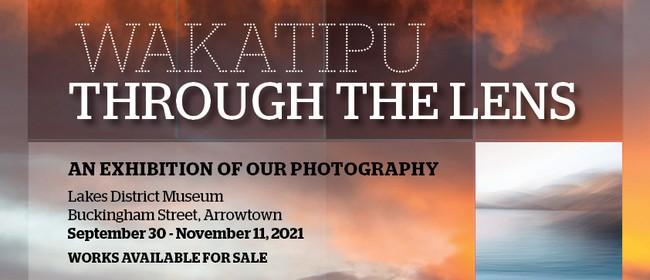Wakatipu Through the Lens - Photography Exhibition