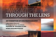 Image for event: Wakatipu Through the Lens - Photography Exhibition