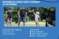 Family Golf Team Day