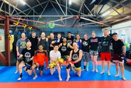 Image for event: Thai Kickboxing Class