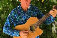 Image for event: Peter Shaw Christian Singer-Songwriter in Concert