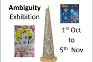 Image for event: Ambiguity Exhibition