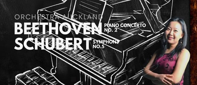 Beethoven & Schubert - Orchestra Auckland & Xing Wang