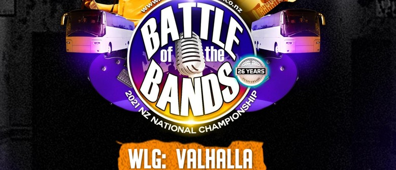 Battle of the Bands 2021 National Championship - WLG Semi 1