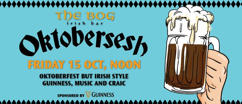 The Bog - Oktobersesh 15th of October 12pm