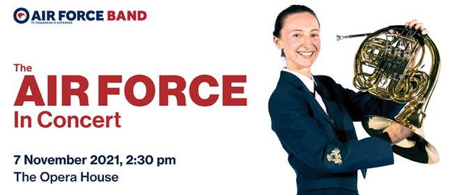 The Air Force in Concert: CANCELLED