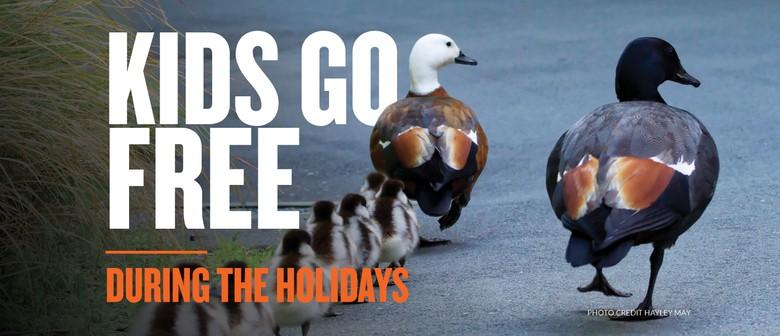 Kids Go Free At Zealandia