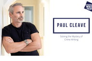 Paul Cleave - Solving the Mystery of Crime Writing