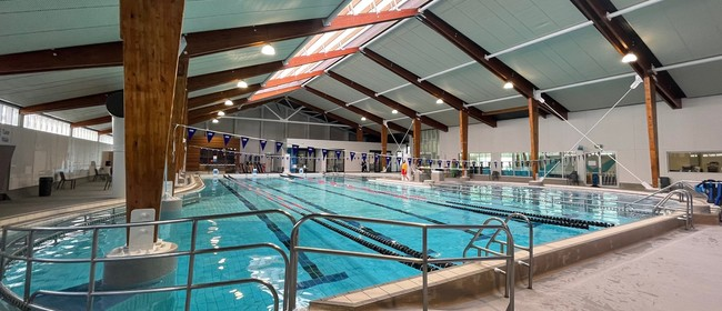 Keith Spry Pool Covid Alert Level 2 Recreation Bookings