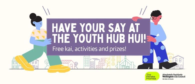 Youth Hub Hui