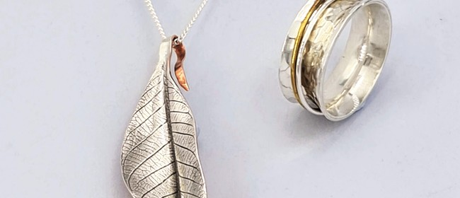 Napier - Forging 3-D Jewellery in Silver and Copper
