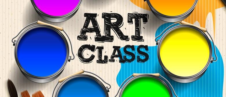 Unlocking Potential through Art