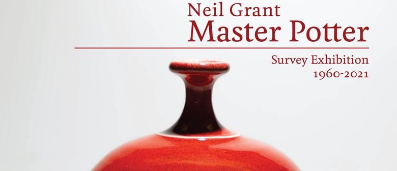 NEIL GRANT: Master Potter