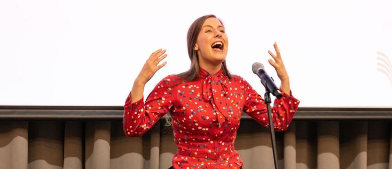 Go for Gold - Wellington Poetry Slam Final 2021